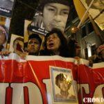 Imágenes de la semana: Así fue la manifestación contra indulto a Fujimori