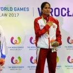 Juegos Mundiales Polonia 2017: Alexandra Grande dedica medalla de oro al Perú