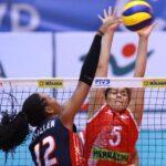 Mundial de Vóley Sub 20: Perú cae 3-0 ante República Dominicana