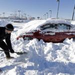 Argentina: Ola de frío descendió temperatura hasta 25.4 grados bajo 0 en el sur (VIDEO)