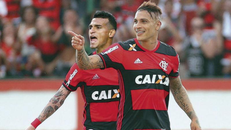 Se enfrentan por la fecha 15 del Brasileirao — Flamengo vs Palmeiras