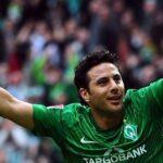 ¿Werder Bremen podría llegar a un nuevo acuerdo con Claudio Pizarro?