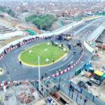 Municipio de Lima reabre al tránsito en período de prueba el Puente Bella Unión