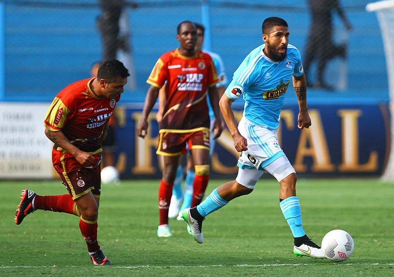 Conozca el atrevido deseo del goleador Ray Sandoval — Sporting Cristal