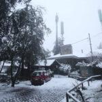 Chile: Ola de frío polar desciende temperatura hasta 12 grados bajo 0