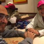La Chilindrina y El Señor Barriga se reencontraron en Lima después de 37 años