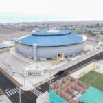 Gobierno Regional de Lima inaugura moderno coliseo cerrado en Barranca