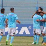Sporting Cristal gana 2-0 a Ayacucho de la mano de Pablo Zegarra