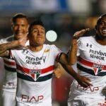 Sao Paulo iguala 2-2 con Goianiense con Christian Cueva en buen partido (Vídeo)