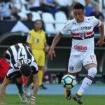 YouTube: Mira el gol de Christian Cueva en triunfo del Sao Paulo a Botafogo