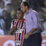 Cristian Cueva se queda sin técnico con renuncia de Rogerio Ceni