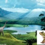 Las ranas deben su existencia al asteroide que extinguió a los dinosaurios