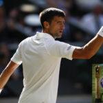 Wimbledon: Novak Djokovic pasa octavos de final al derrotar a Gulbis
