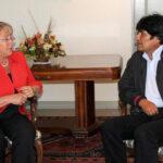Bolivia y Chile mañana reactivan diálogo sobre fronteras tras seis años
