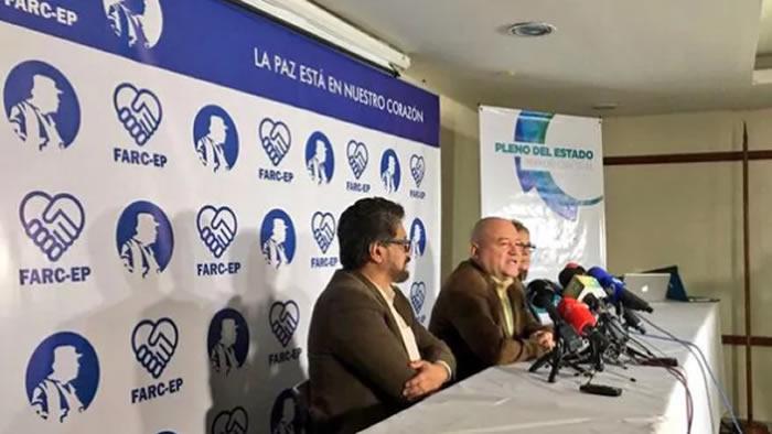Las FARC anunciaron el próximo lanzamiento de su partido político