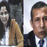 Ollanta y Nadine piden cambiar prisión por comparecencia con restricciones