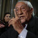 """Padre de Humala califica de """"burrazo"""" a juez que ordenó prisión de su hijo"""
