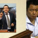Kenji Fujimori: Reátegui le faltó el respeto a mi padre