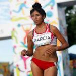 """Kimberly García irá a Londres """"con la moral en alto"""" por la medalla de oro"""