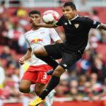 'Emirates Cup': Sevilla en partido inaugural derrota 1-0 al Leipzig