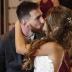 La pelota dejó de rodar por la boda de Messi y Antonela (IMÁGENES Y VIDEO)
