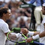Wimbledon: Nadal alcanza los octavos de final y se despide Nishikori