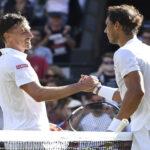 Tenis Wimbledon: Nadal, Murray y Nishikori vencen en la primera ronda