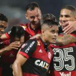 Flamengo con golazo de tiro libre de Paolo Guerrero vence a Sao Paulo 2-0 (VIDEO)