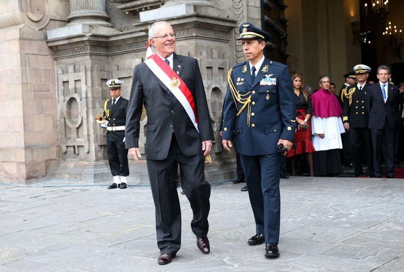 Nancy Lange saluda a los peruanos por 28 de julio — Fiestas Patrias
