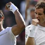 Wimbledon: Murray y Nadal avanzan seguros en la segunda ronda