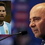 """Mundial 2018: Sampaoli dice que Messi """"es el único titular"""" de Argentina"""