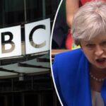 Reino Unido: Más de 90 estrellas de BBC cobran más que Theresa May