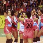 Grand Prix de Vóley: Perú logra segundo triunfo al ganar 3-0 a Colombia