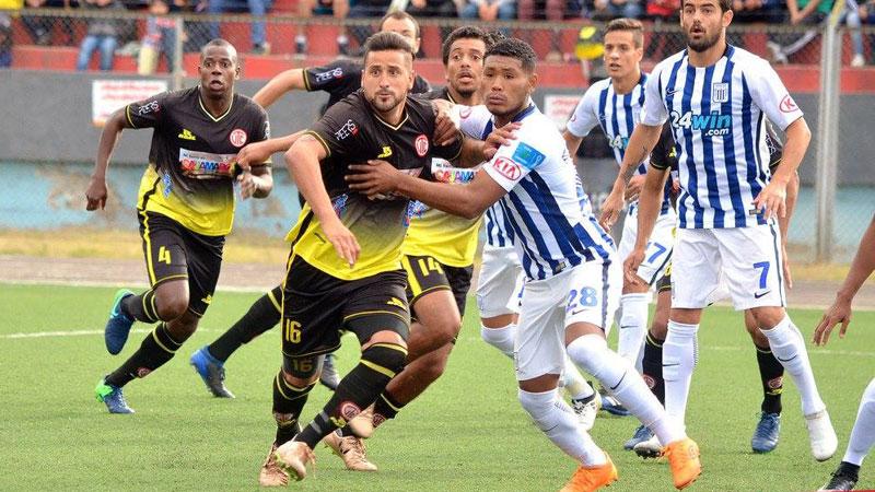 Luis Aguiar anotó de penal y descargó toda su bronca — Alianza Lima