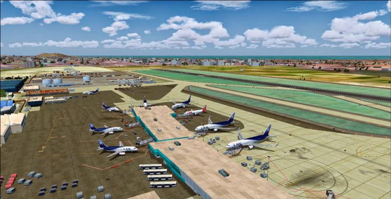 Aeropuerto Jorge Chávez duplicará número de aerolíneas por ampliación