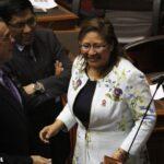 Ana María Choquehuanca asumirá Ministerio de la Mujer