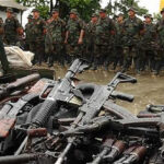 Colombia: Misión de la ONU empezó destrucción de armas entregadas por las FARC (VIDEO)