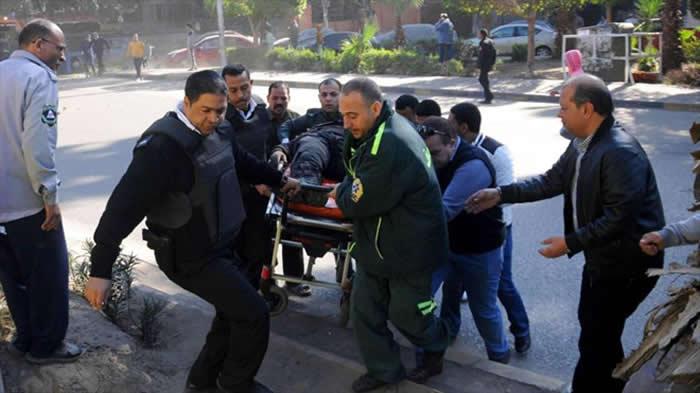 26 heridos en ataque con