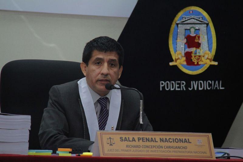 Ollanta Humala y Nadine Heredia: así fue el traslado a dos penales