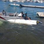 Puerto Rico: Avioneta cae al mar y se salvan heridos los cuatro ocupantes