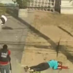 Bolivia: Infernal balacera deja un policía, una empleada y 3 asaltantes muertos (VIDEO)