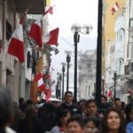 Fiestas Patrias: Mirá cómo luce Lima ( FOTOS)