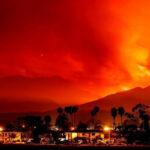 EEUU: Más de 5.000 bomberos luchan contra voraz incendio en California (VIDEO)