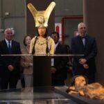 Revelan rostro de la Dama de Cao que gobernó en Perú hace 1700 años