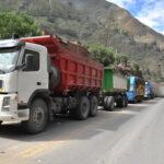 Sutran alerta que 160,000 camiones circulan sin GPS