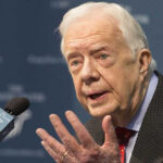 EEUU: Expresidente Jimmy Carter fue hospitalizado por deshidratación