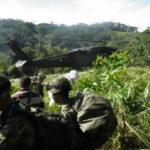 Colombia: Tras salida de las FARC sigue enfrentamiento de Ejército y guerrilleros