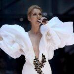 Celine Dion se desnudó por completo a sus 49 años para una revista
