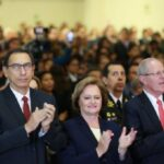 Kuczynski asistió a Ceremonia de Acción de Gracias por el Perú (VIDEO)
