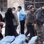 Siria anuncia cese de hostilidades en varias zonas cerca de Damasco